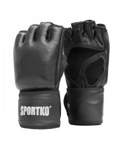 Перчатки для тхэквондо кожаные Sportko (ПК-6)