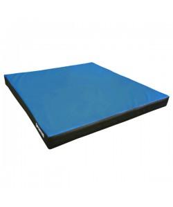 Мат гимнастический детский из кожвинила Sportko100х100х5 см (МГ3-5)