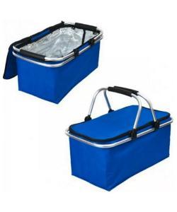 Термосумка (сумка-холодильник, термобокс) для еды и бутылочек с ручками 15л Stenson (R28860), , R28860, Stenson, Термосумки