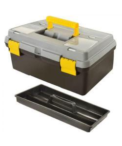 Ящик для инструментов пластиковый 40х21х18.5см Firex (236721), 19360, 236721, Firex, Инструменты