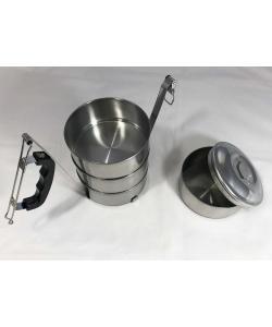 Пищевые контейнеры (судок) для еды ланч-бокс 4шт Stenson (H11886), , H11886, Stenson, Термосы для еды