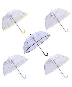 Зонт-трость полуавтомат 83см 8сп Stenson (R25584), 20370, R25584, Stenson, Зонты и дождевики