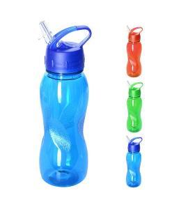 Спортивная бутылка-поилка (бутылочка) для воды и напитков 500мл Stenson (R17226), , R17226, Stenson, Шейкер и бутылки для воды