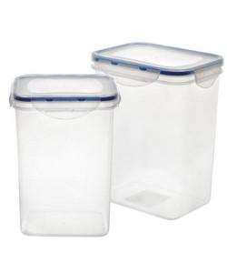 Контейнер (емкость) для хранения сыпучих продуктов (круп) 2 шт. в наборе Stenson (B-063), 19399, B-063, Stenson, Товары для кухни