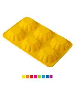 Форма для выпечки (выпекания) кексов (кексница) силикон Stenson Кексы (HH-337), , HH-337, Stenson, Разные товары для дома