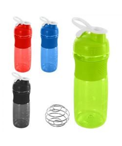 Спортивный шейкер (бутылочка для воды) пластиковый 500мл Stenson (J00192), , J00192, Stenson, Шейкер и бутылки для воды