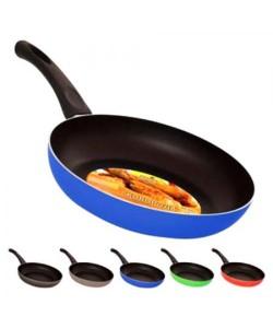 Сковорода (сковородка) антипригарная алюминиевая 26см Stenson (MH-0336), 19459, MH-0336, Stenson, Товары для кухни
