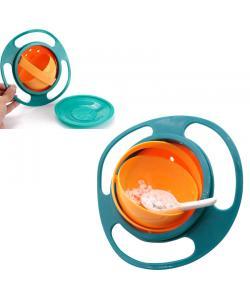 Тарелка детская (для детей) Непроливайка для кормления (N01235), , N01235, Stenson, Товары для новорожденных