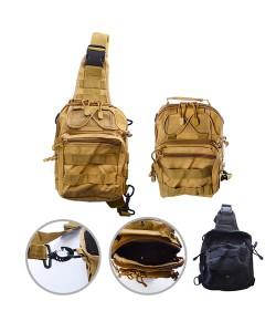 Барсетка (сумка) мужская тактическая для охоты и туризма на пояс 27х17х8см Stenson (N02220), 19609, N02220, Stenson, Спортивные сумки