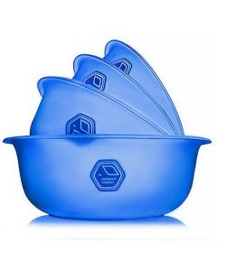 Миска для еды (салатница) набор 4шт Stenson (NP-74с), , NP-74с, Stenson, Товары для кухни