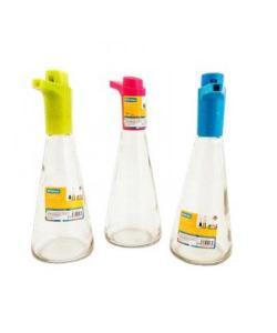 Бутылка для масла стеклянная с дозатором 23х9х8см Stenson (R15369), , R15369, Stenson, Товары для кухни