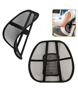 Подставка-упор массажер для спины массажная каркасная для кресла и в автомобиль (R22557), 20128, R22557, Stenson, Аксессуары для автомобиля