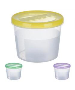 Емкость (контейнер) для сыпучих продуктов (круп) 1.1л Stenson (PT-83092), , PT-83092, Stenson, Товары для кухни