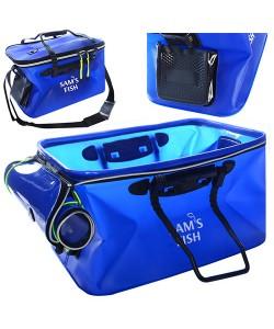 Сумка рыбацкая (ящик для рыбалки) для хранения рыбы EVA 50х30х28см Stenson (SF23836), 19689, SF23836, Stenson, Охота и рыбалка