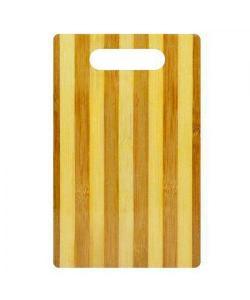 Доска разделочная деревяная для мяса и овощей 24х16см Stenson (WHW21746-3), , WHW21746-3, Stenson, Товары для кухни