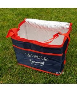 Термосумка (сумка-холодильник, термобокс) для еды и бутылочек большая 18л Wanderlust (R28804), , R28804, Wanderlust, Термосумки