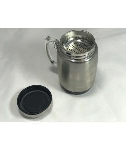 Термокружка (чашка термос) металлическая 380мл Бочонок (WHW14076-5), , WHW14076-5, Stenson, Термокружки