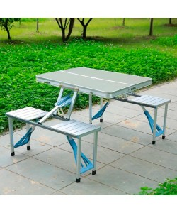 Туристический стол раскладной трансформер походной для кемпинга и рыбалки Stenson (MH-3302), 30320, MH-3302, Stenson, Все для туризма
