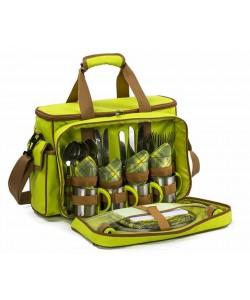 Набор для пикника на 4 персоны Time Eco TE-416 Picnic, , 416Picnic, Time Eco, Аксессуары для туризма