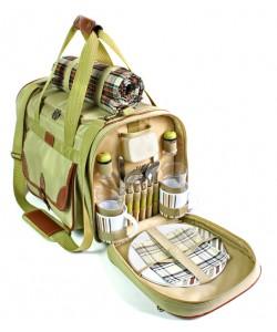 Набор для пикника на 4 персоны Time Eco TE-430 Premium Picnic, , 430Premium, Time Eco, Аксессуары для туризма