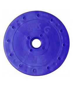 Диск гантельный Титан 3 кг, 13830, D-3, Титан-Днепр, Блины и диски