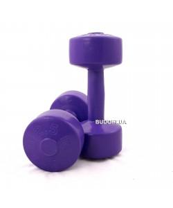 Гантели для фитнеса OSPORT Титан 2.5 кг (FI-0094-2.5), , FI-0094-2.5, OSPORT, Гантели для фитнеса