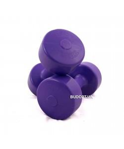 Гантели для фитнеса OSPORT Титан 4 кг (FI-0094-4), , FI-0094-4, OSPORT, Гантели для фитнеса