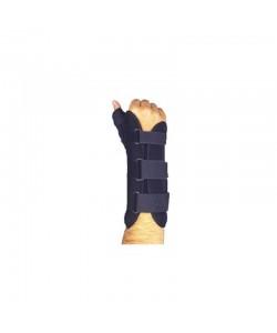 Усиленный ортез для полной фиксации лучезапястного сустава и большого пальца WRS-203
