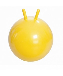 Гимнастический мяч с рожками 45 см М-345