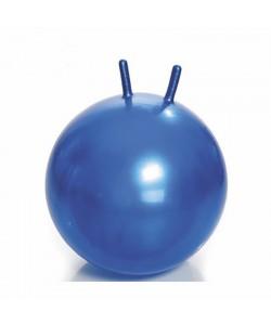 Гимнастический мяч с рожками 65 см М-365