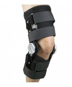 Усиленный фиксатор на коленный сустав с амплитудой движения NKN-132 (67,5)