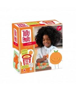 Мини набор для лепки Апельсин Tutti-Frutti (BJTT14906)