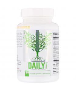 Комплекс витаминов и микроэлементов для спортсменов Daily Formula 100 таблеток Universal Nutrition (00166-01), , 00166-01, Universal Nutrition, Спортивное питание