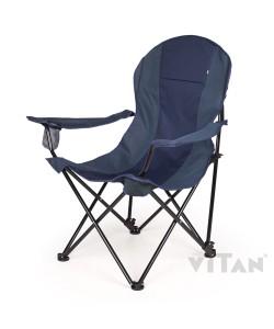 Кресло складное Vitan Директор Лайт 6005, 16467, 6005, Vitan, Садовая мебель