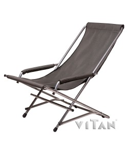 Кресло складное Vitan Качалка 7140, 16473, 7140, Vitan, Садовая мебель