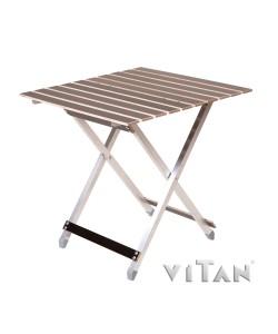Стол складной Vitan Alluwood (большой) 6220, , 6220, Vitan, Садовая мебель