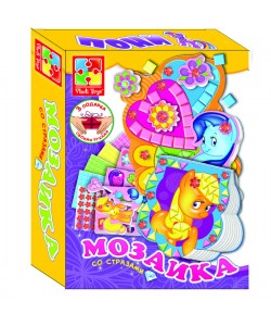 Набор для творчества Мозаика со стразами VT4303-03