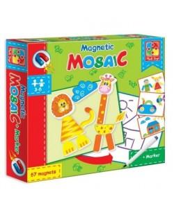 Игра настольная Магнитная Мозаика VT3701-02