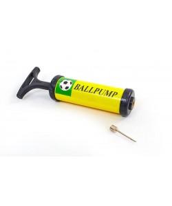 Насос ручной для мячей, велосипедов Zel FB-4579, 12785, FB-4579, Zelart, Насосы для надувных изделий