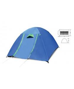 Палатка кемпинговая 6-и местная Zelart SY-017