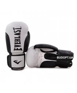 Перчатки боксерские Everlast BO-6161, Кожа (10, 12 унций), , BO-6161, EVERLAST, Тренировочные перчатки