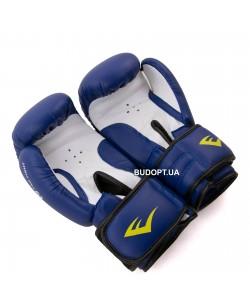 Перчатки боксерские Everlast BO-4228 Кожа (10, 12 унций), , BO-4228, EVERLAST, Тренировочные перчатки