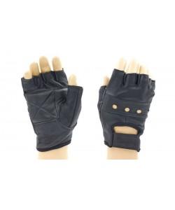 Перчатки спортивные (для фитнеса) многоцелевые WorkOut, кожа BC-0004, , BC-0004, Zelart, Спортивные перчатки