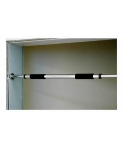 Раздвижной турник в дверной проем (для дома, квартиры), Zel Fl-2211 80-120 см, 14434, Fl-2211, Zelart, Турник в дверной проем