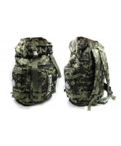 Рюкзак туристический V-45л мягкий DAIWA TY-1021, , TY-1021, Daiwa, Рюкзаки