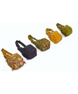 Рюкзак тактический патрульный (однолямочный) Zel TY-098, , TY-098, Zelart, Рюкзаки