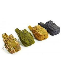 Рюкзак тактический патрульный (однолямочный) Zelart TY-5386