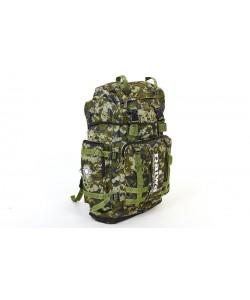 Рюкзак туристический (мягкий) Zelart DAIWA TY-1021