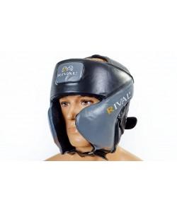 Шлем боксерский (в мексиканском стиле) кожа RIVAL MA-6004