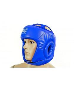 Шлем боксерский (открытый) PU ELAST BO-4493, , BO-4493, EVERLAST, Шлемы для единоборств